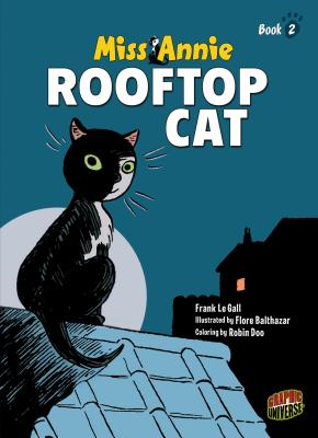 Rooftop Cat By Le Gall, Frank/ Balthazar, Flore (ILT)